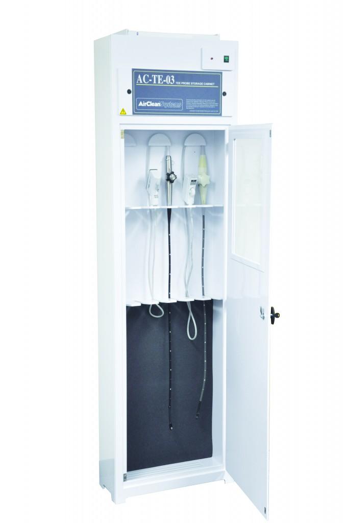 AC-TE-03 TEE probe storage cabinet